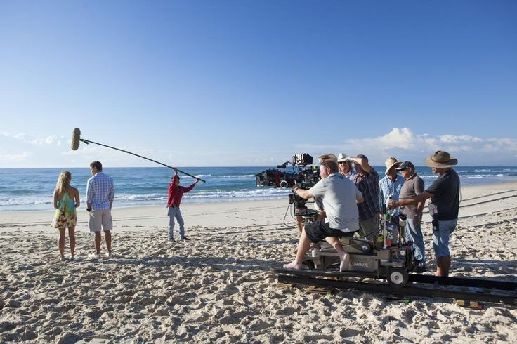 Filming Mako Mermaids (2013) Behind the Scenes