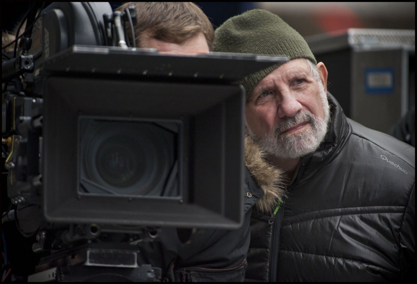 Brian De Palma : Passion (2013) Behind the Scenes