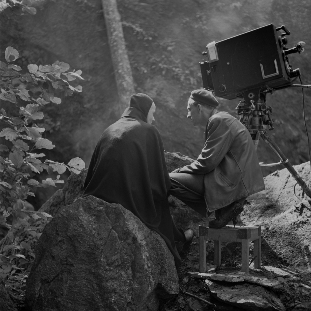 On Location : The Seventh Seal (1957) Behind the Scenes