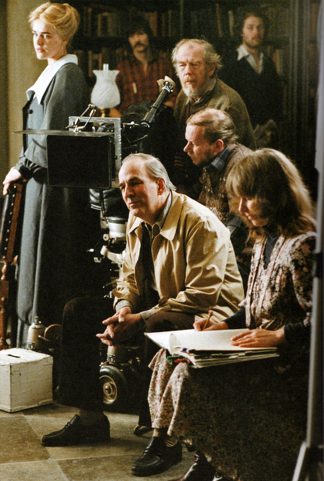 Fanny and Alexander Behind the Scenes Photos & Tech Specs