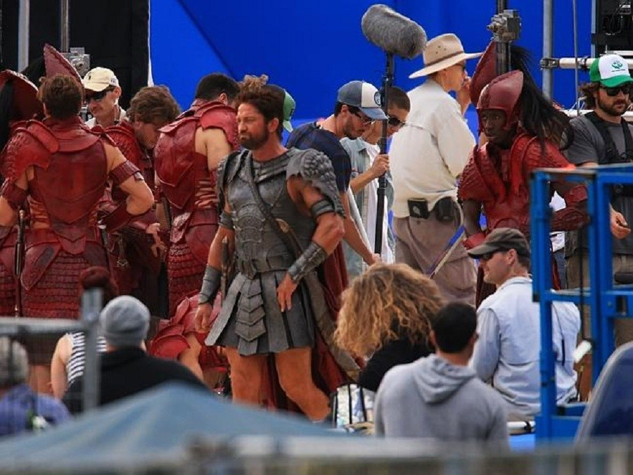 Gods of Egypt Behind the Scenes Photos & Tech Specs