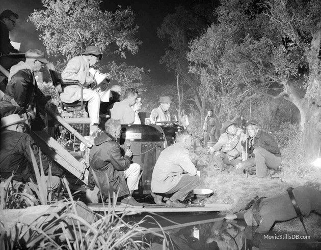 Filming How the West Was Won (1962) Behind the Scenes