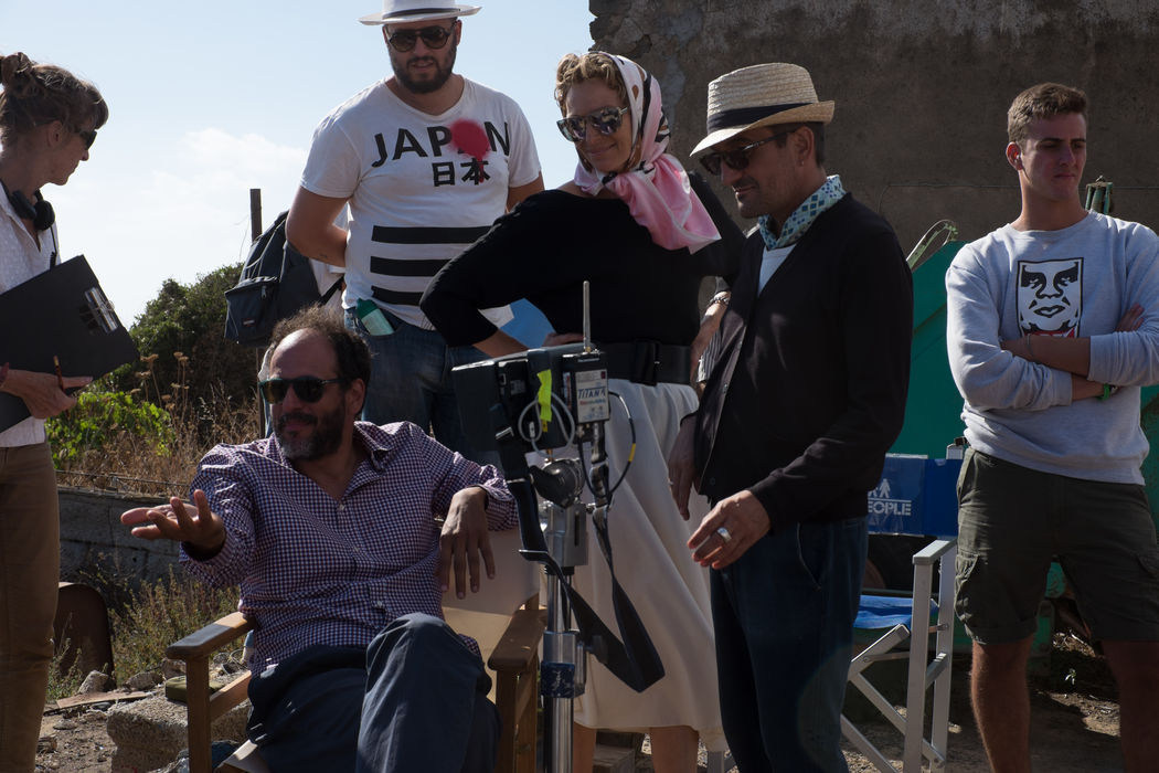 On Location : A Bigger Splash (2015) Behind the Scenes