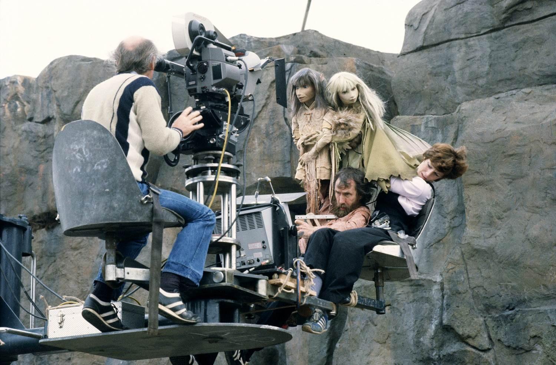 Filming The Dark Crystal (1982) Behind the Scenes