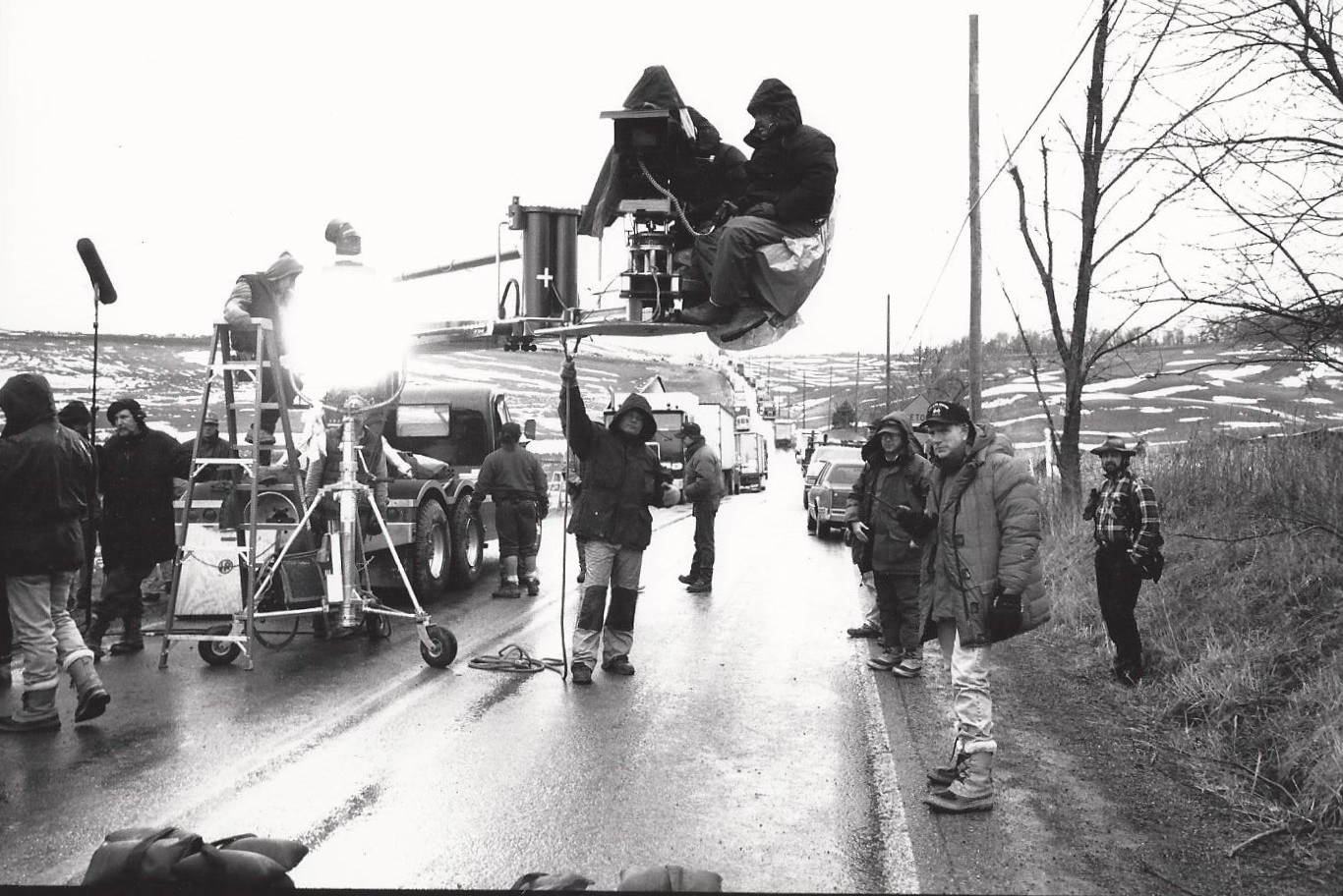 Filming Hoffa (1992) Behind the Scenes