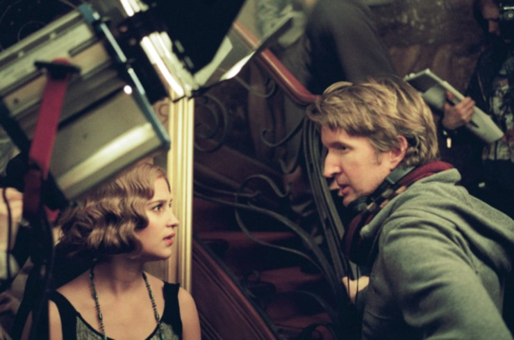 The Danish Girl Behind the Scenes Photos & Tech Specs