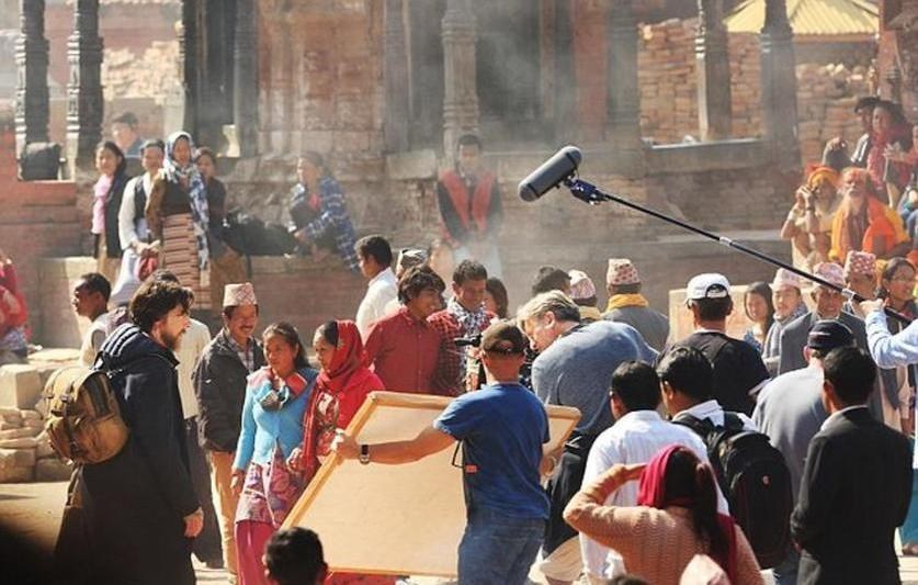 Filming Doctor Strange (2016) Behind the Scenes