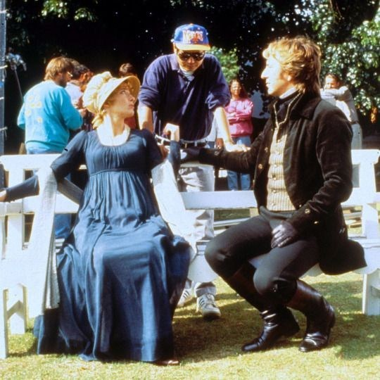 On Location : Sense and Sensibility (1995) Behind the Scenes