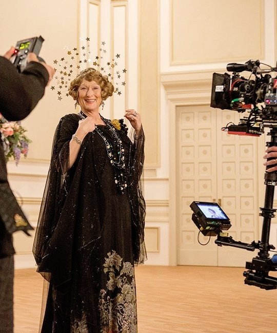 Florence Foster Jenkins Behind the Scenes Photos & Tech Specs