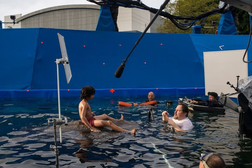 On Location : The Jungle Book (2016) Behind the Scenes