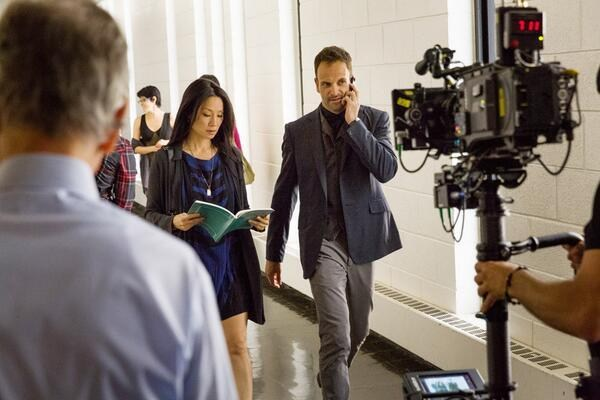 Elementary Behind the Scenes Photos & Tech Specs