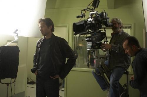 Californication Behind the Scenes Photos & Tech Specs