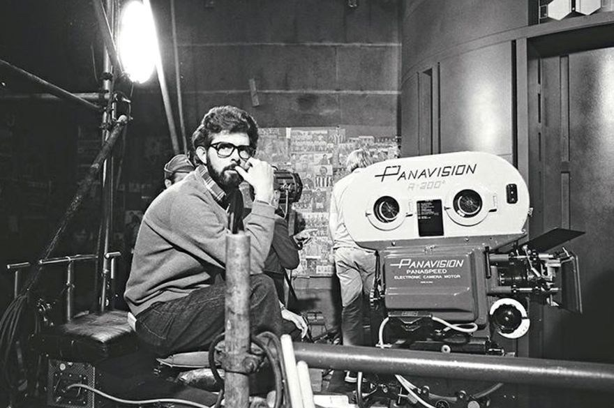 The Iconic Director, George Lucas Behind the Scenes