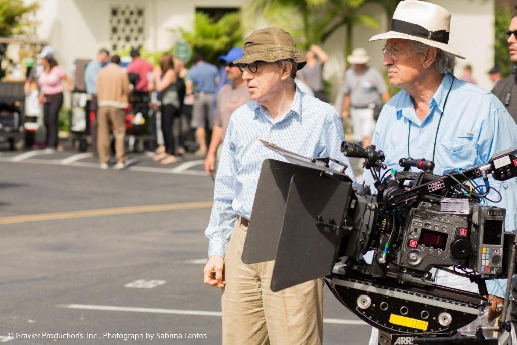 Woody Allen : Cafe Society (2016) Behind the Scenes