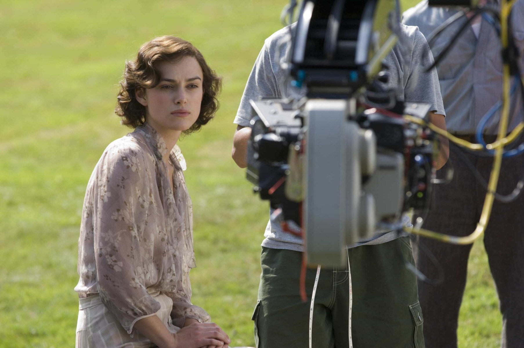 Atonement Behind the Scenes Photos & Tech Specs