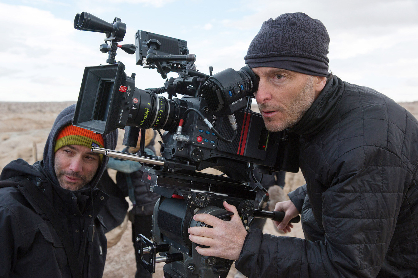 Filming Last Days in the Desert (2016) Behind the Scenes