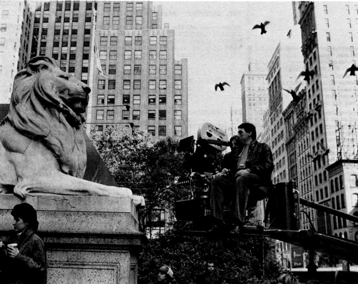 Filming Ghostbusters (1984) Behind the Scenes