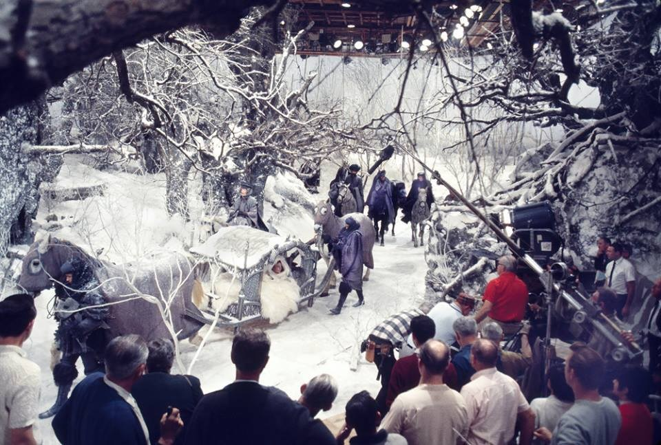 On Location : Camelot (1967) Behind the Scenes
