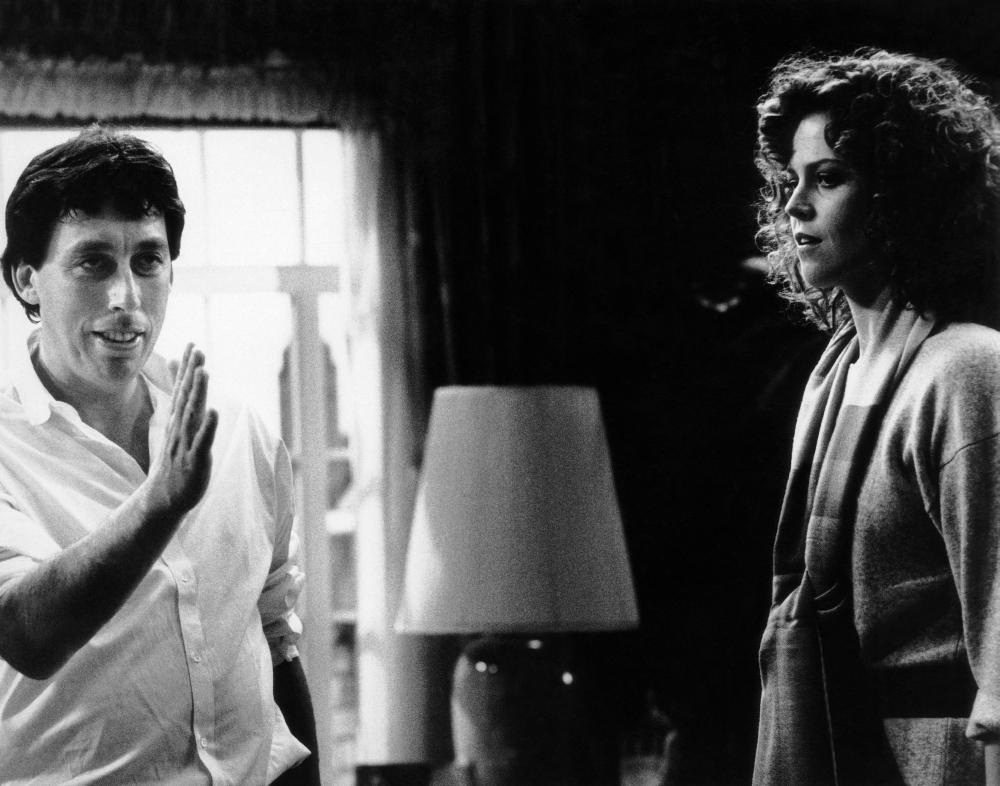 Ivan Reitman Directs Behind the Scenes