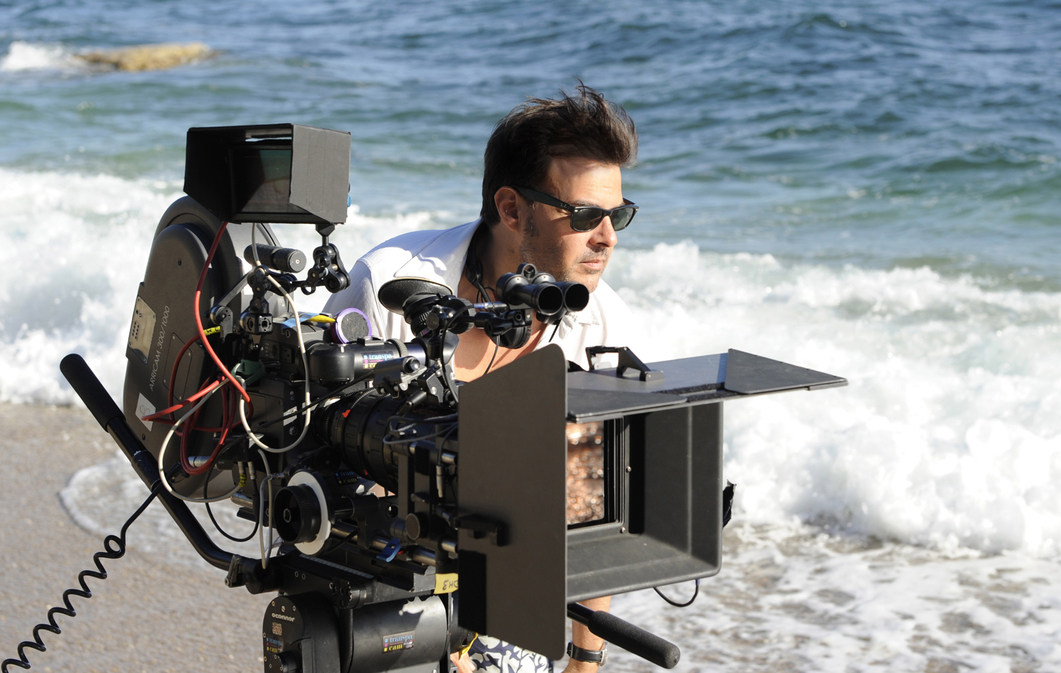 François Ozon Directs Behind the Scenes