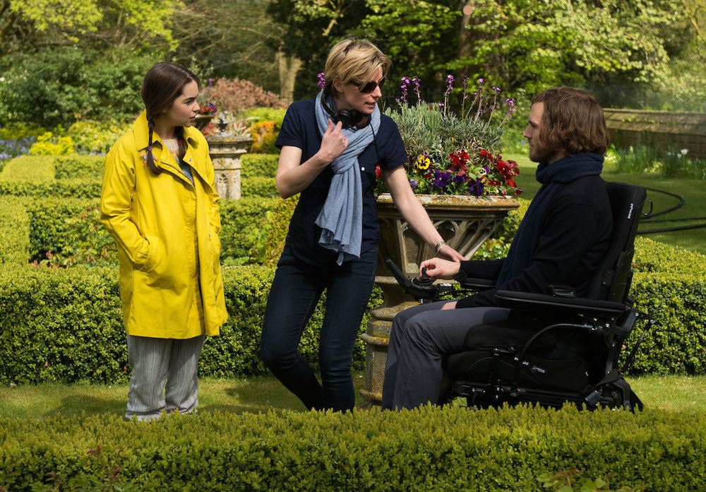 On Location : Me Before You (2016) Behind the Scenes