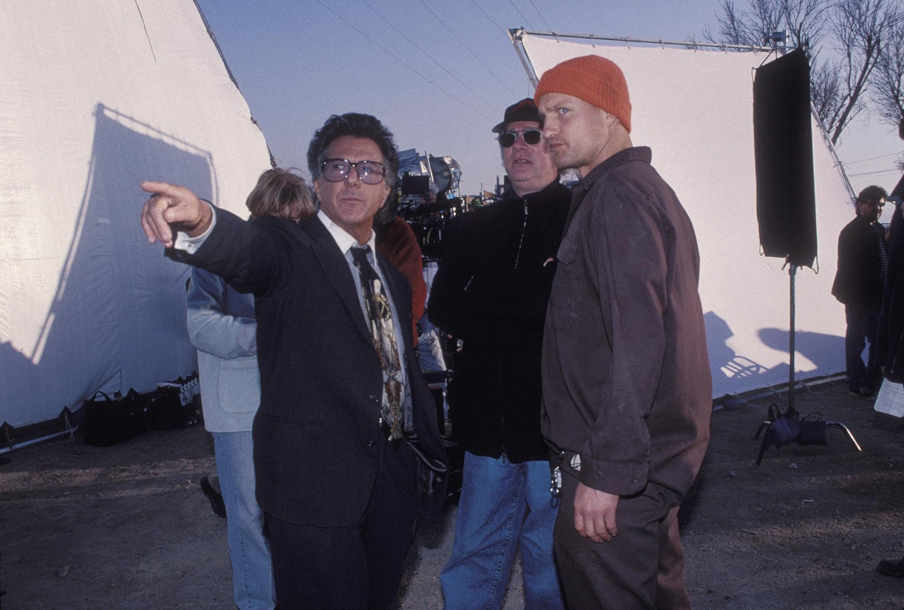 Wag the Dog Behind the Scenes Photos & Tech Specs