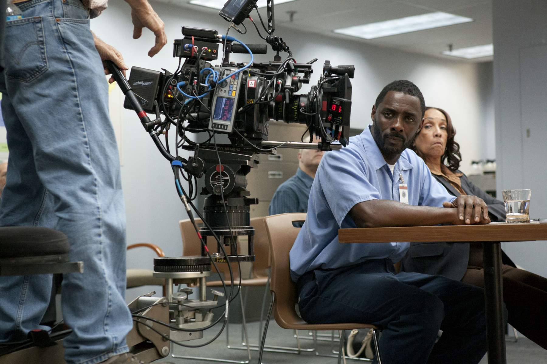 No Good Deed Behind the Scenes Photos & Tech Specs