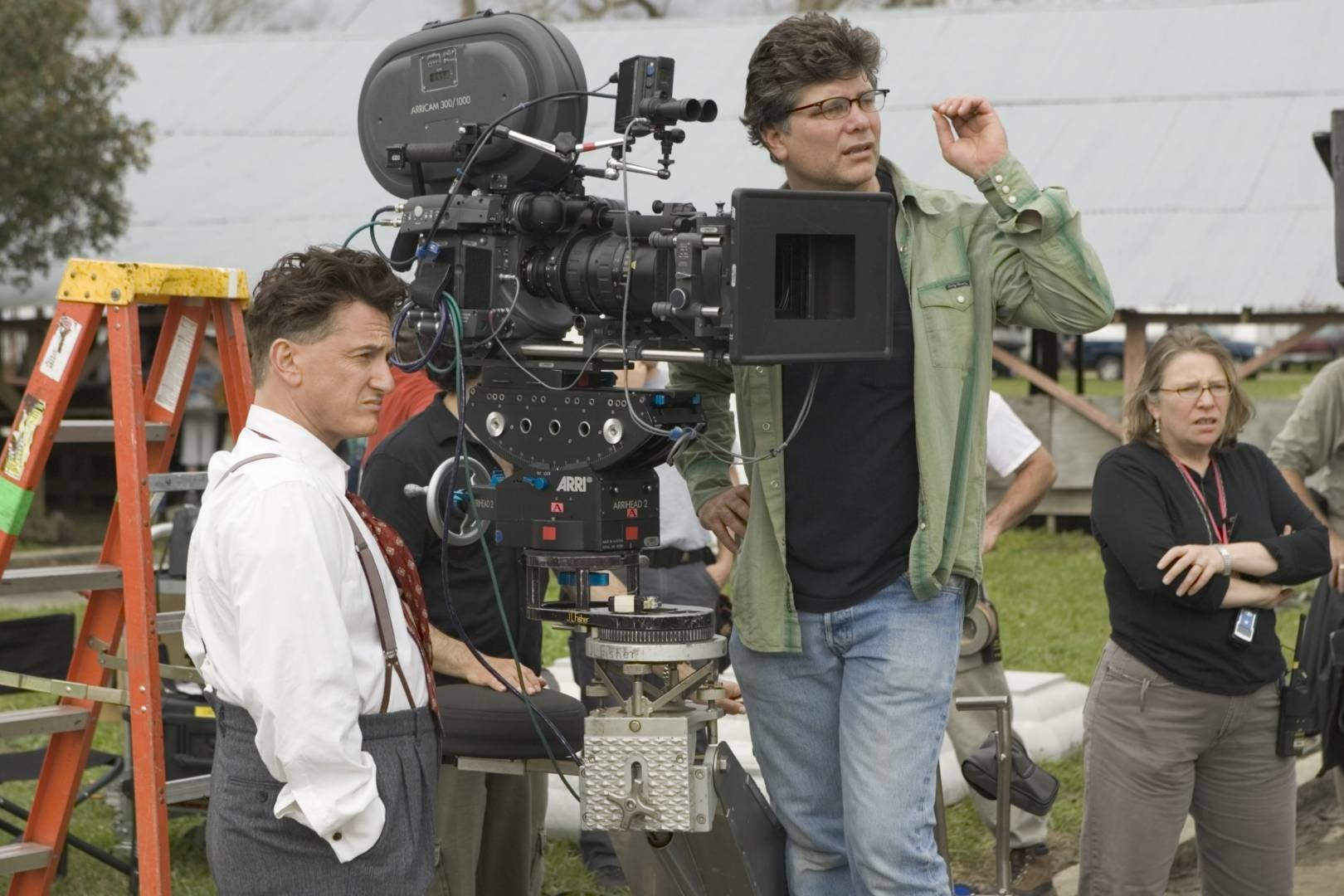 Steven Zaillian Directs Behind the Scenes
