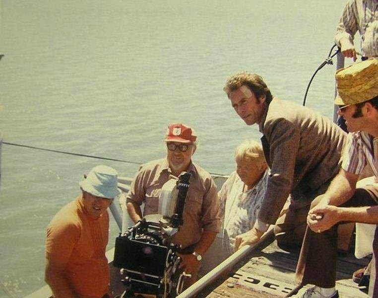Magnum Force Behind the Scenes Photos & Tech Specs