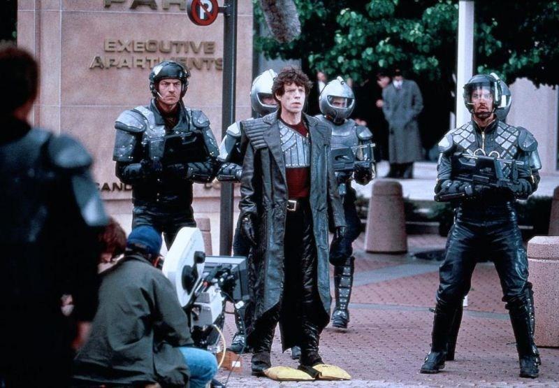 Filming Freejack (1992) Behind the Scenes