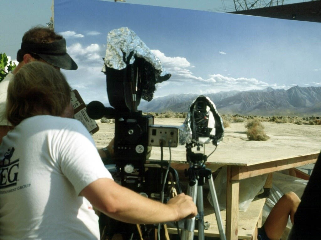 On Set of Tremors (1990) Behind the Scenes