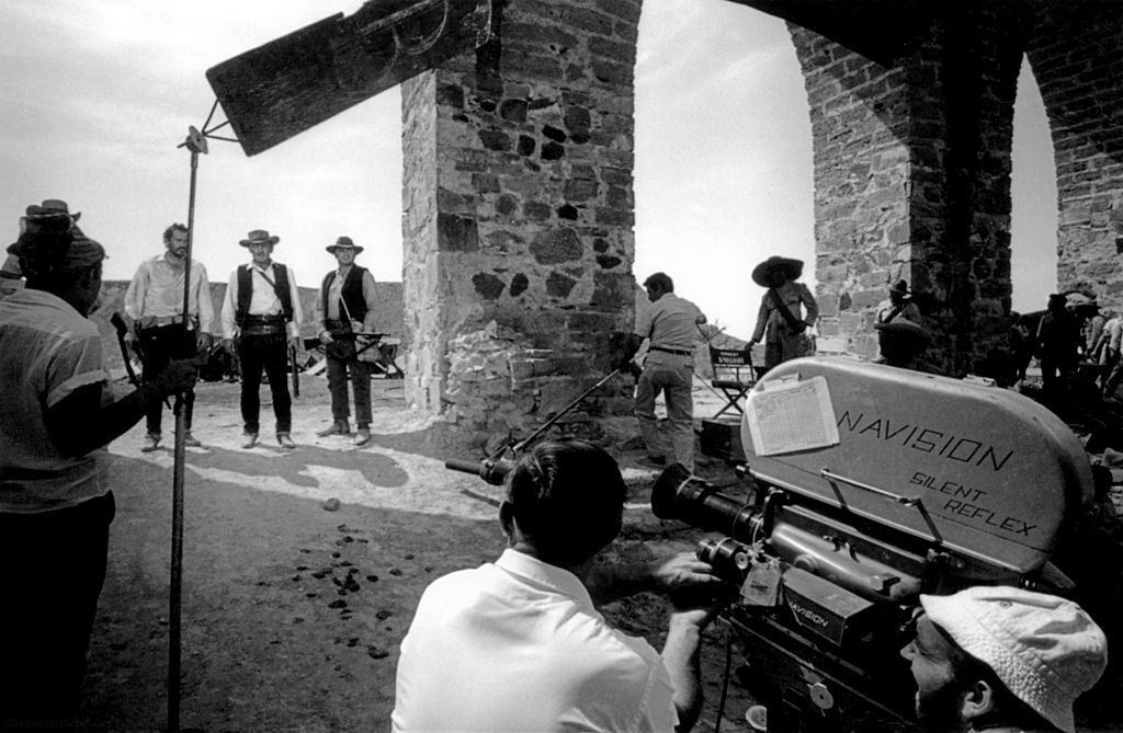 The Wild Bunch Behind the Scenes Photos & Tech Specs