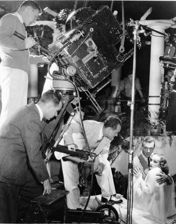 Filming Desire (1936) Behind the Scenes