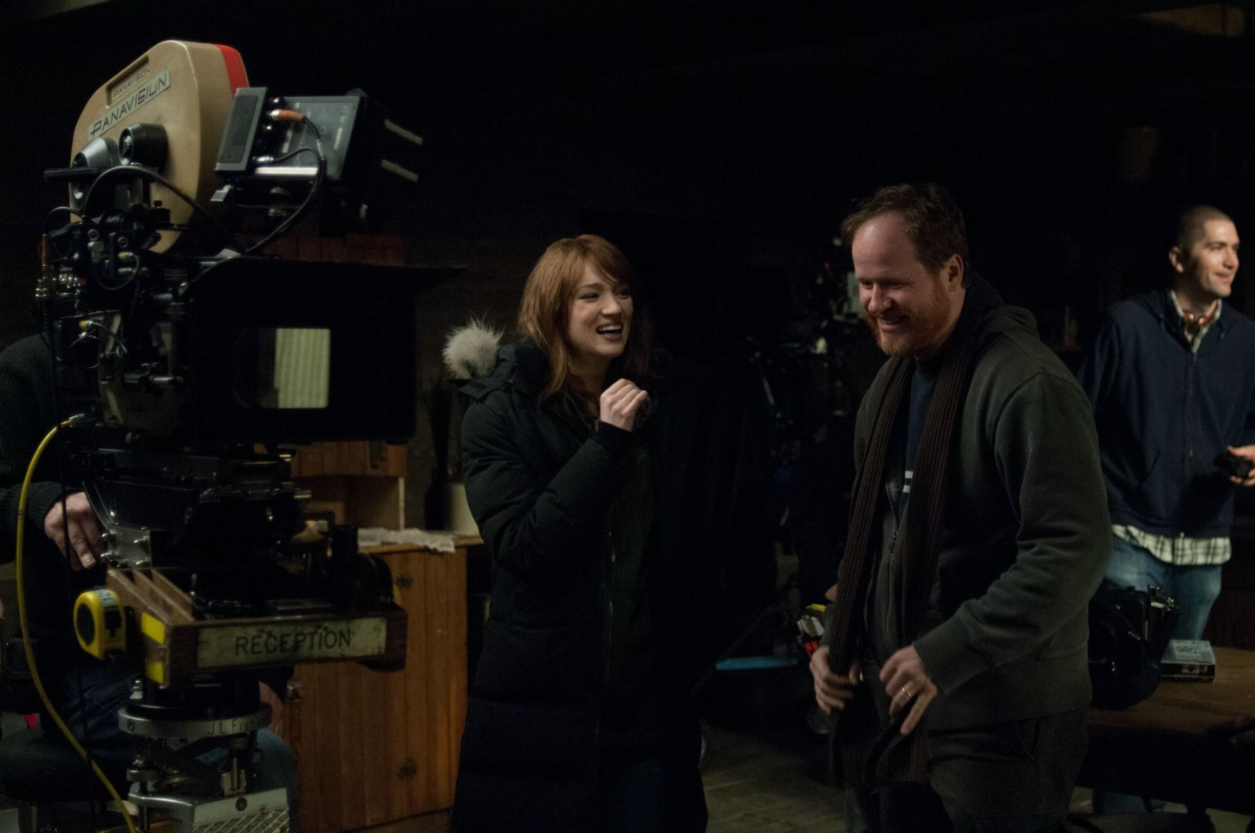 On Location : The Cabin in the Woods (2012) Behind the Scenes