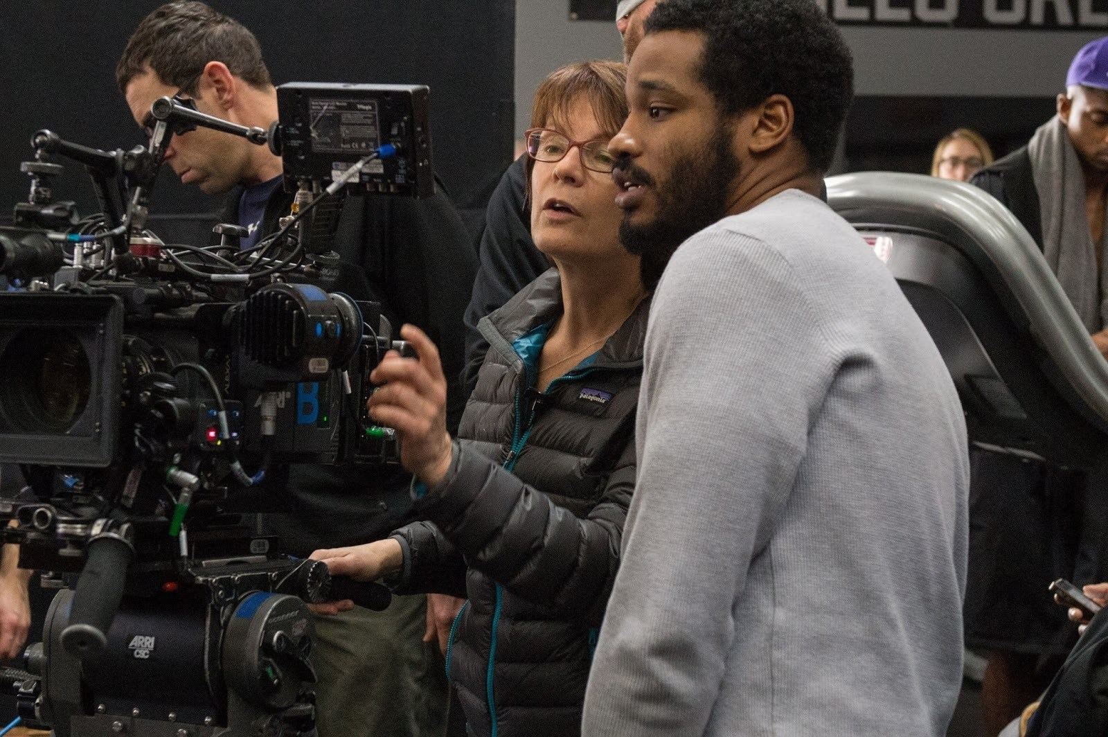 Creed Behind the Scenes Photos & Tech Specs