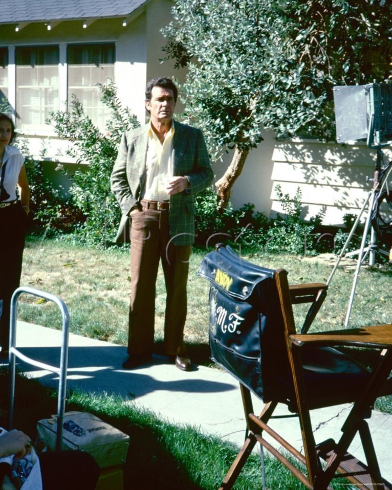 The Rockford Files Behind the Scenes Photos & Tech Specs