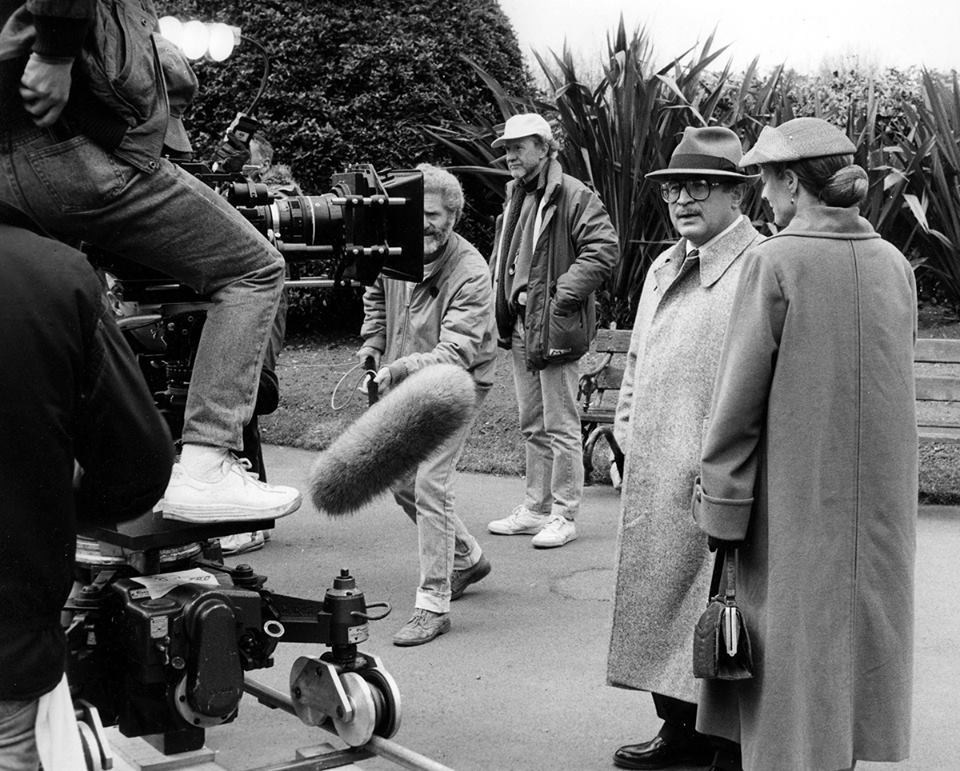 On Set of The Lonely Passion of Judith Hearne (1987) Behind the Scenes