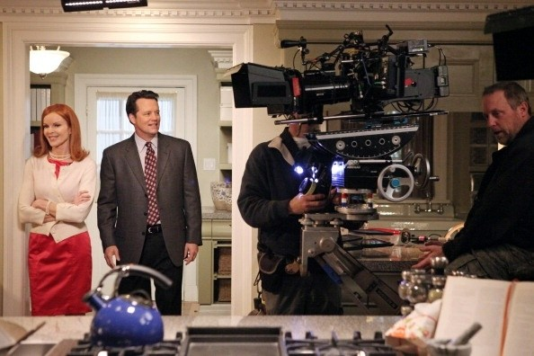Desperate Housewives Behind the Scenes Photos & Tech Specs