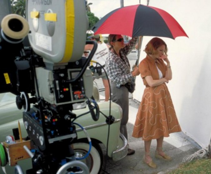 On Location : The Hours (2002) Behind the Scenes