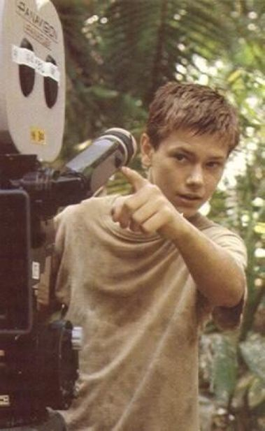 In Loving Memory of River Phoenix Behind the Scenes