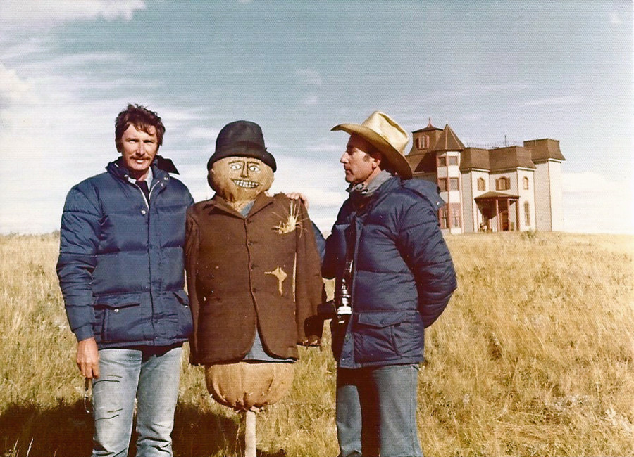 Days of Heaven Behind the Scenes Photos & Tech Specs