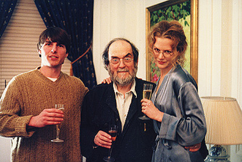 Last Days of Kubrick's Life Behind the Scenes