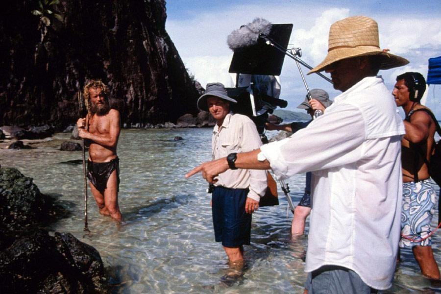 Cast Away Behind the Scenes Photos & Tech Specs