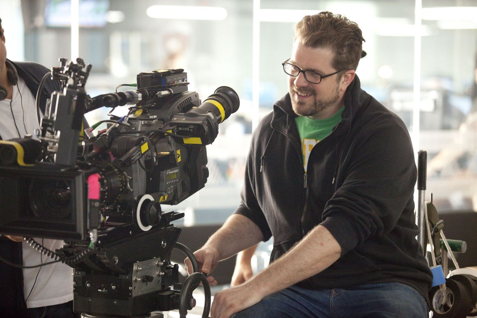 Seth Gordon Directs Behind the Scenes