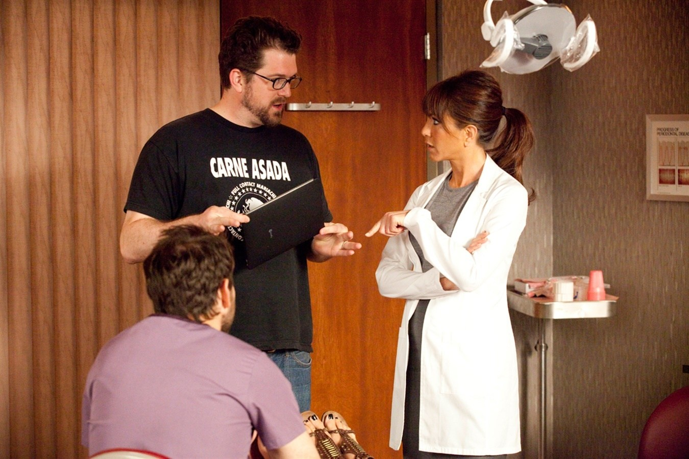 Horrible Bosses Behind the Scenes Photos & Tech Specs