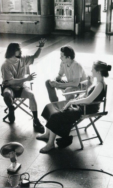 Richard Linklater Directs Behind the Scenes