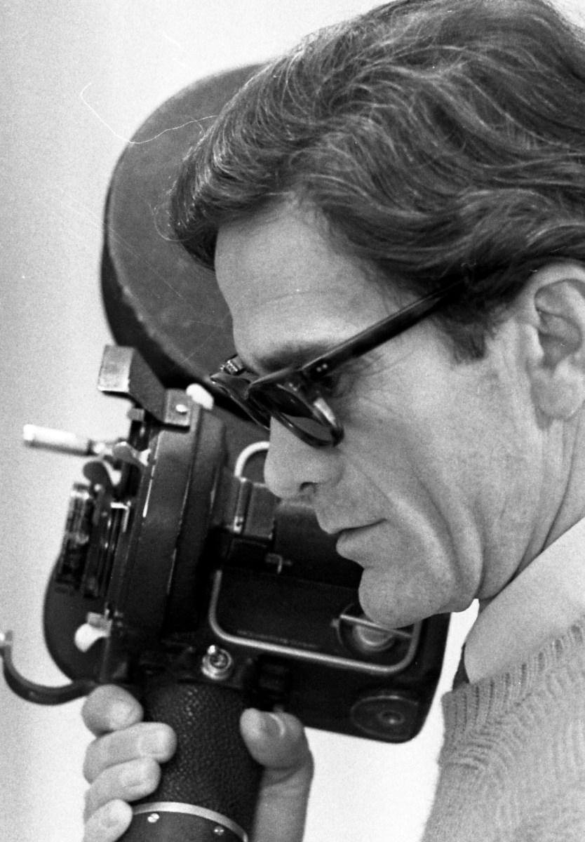 Pier Paolo Pasolini : Teorema (1968) Behind the Scenes