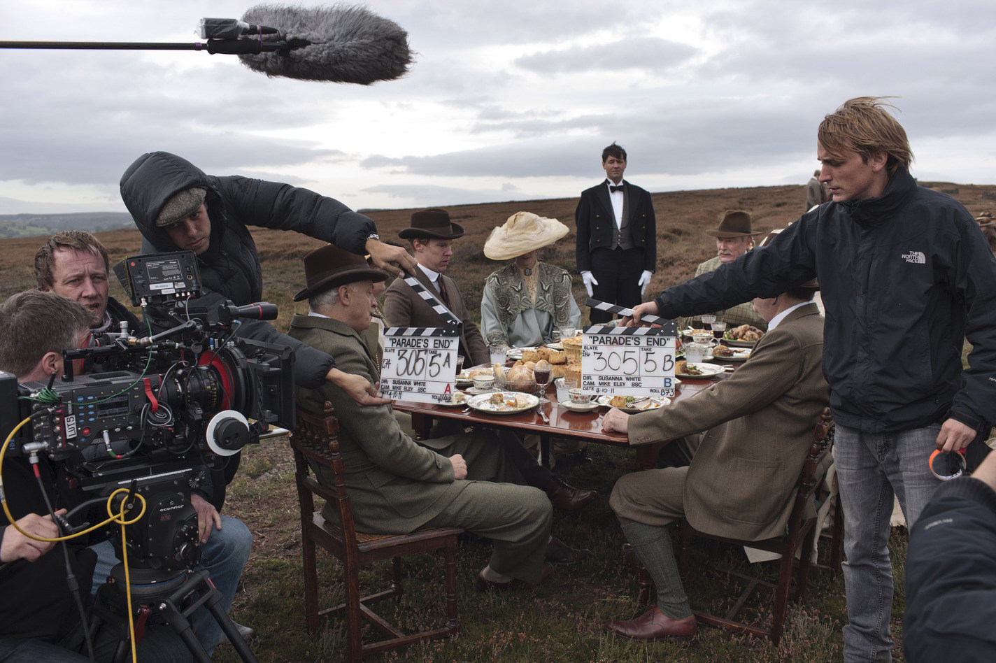 On Location : Parade's End (2012) Behind the Scenes