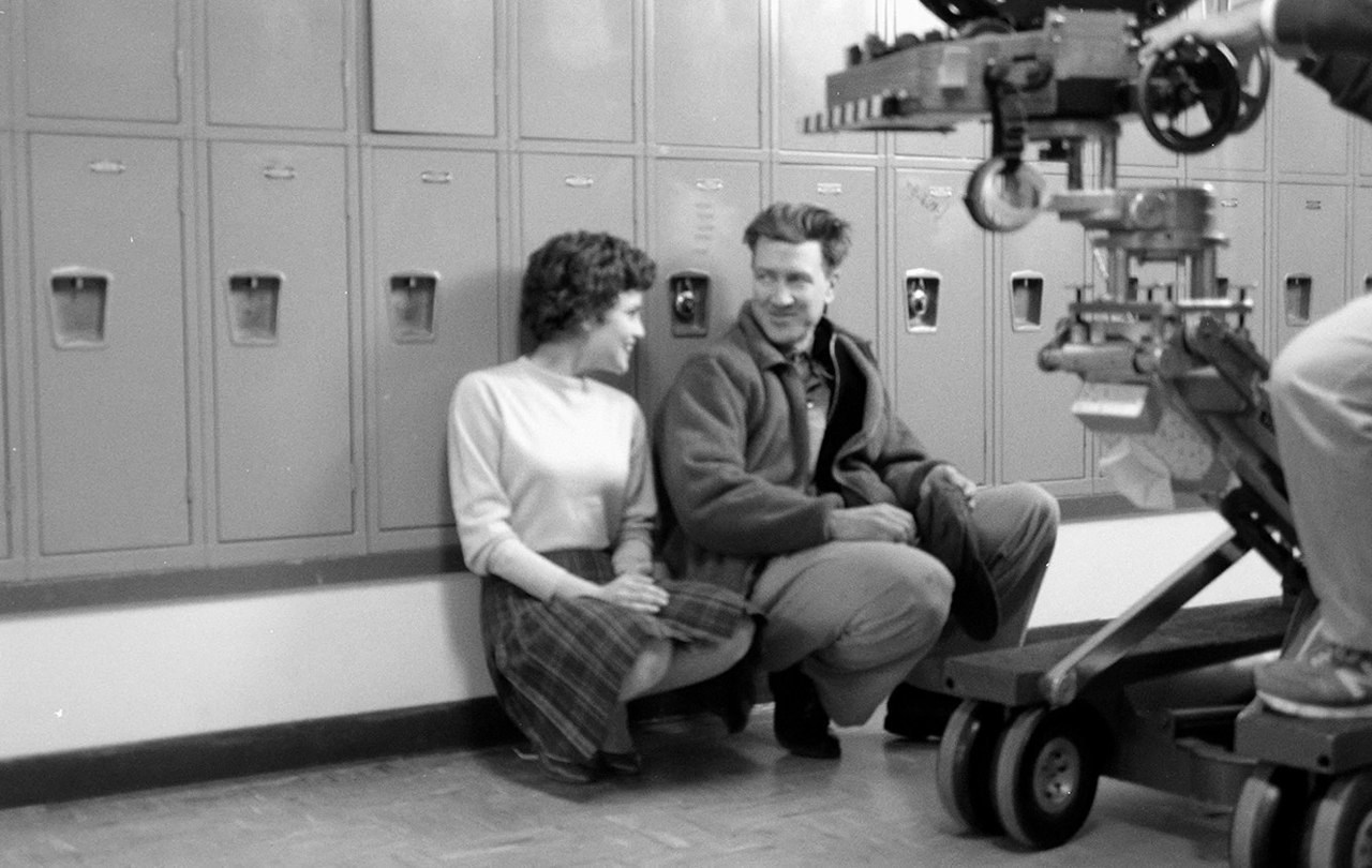 On Set of Twin Peaks (1990) Behind the Scenes