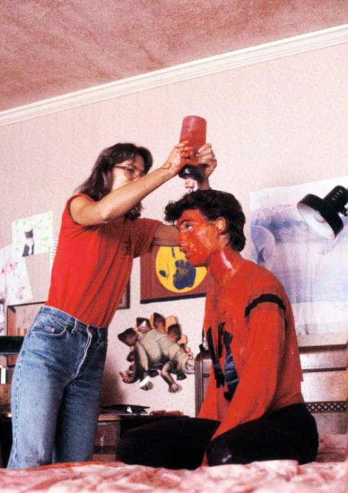 On Set of A Nightmare on Elm Street (1984) Behind the Scenes